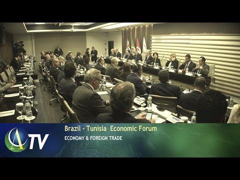 Brasil - Tunisia Economic Forum