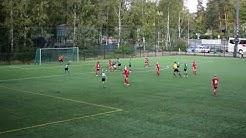 HPS TV: Naisten Ykkönen 29.9.: HPS - FC Sport 4-2 FT -kooste