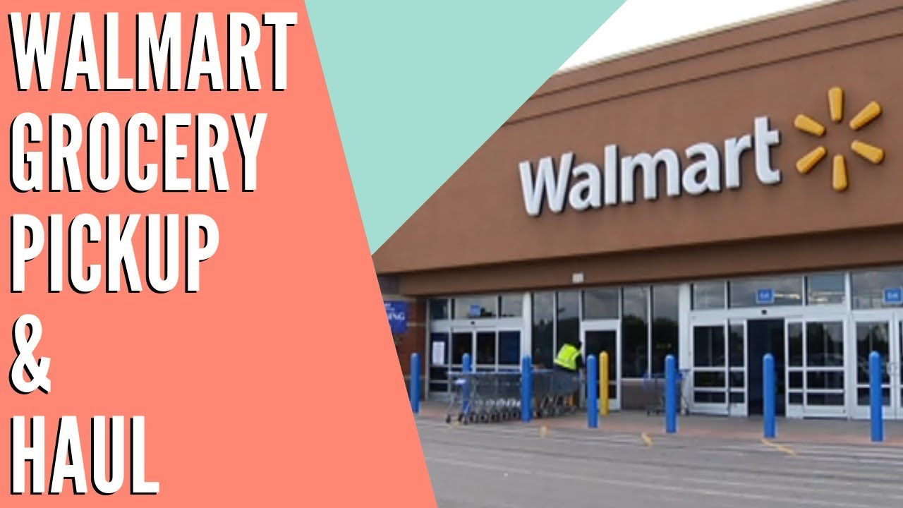 Walmart Grocery Pickup | How It Works and Tips