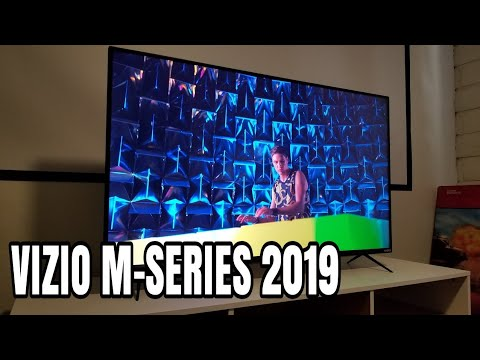 Vizio M Series 2019 Unboxing and First Impressions