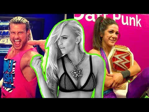 WWE ROSTER CUTS? BAYLEY INJURED? WRESTLING ON TWITCH! (DIRT SHEET Pro Wrestling News Ep. 54)