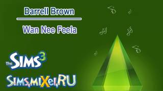 Darrell Brown - Wan Nee Feela - Soundtrack The Sims 3