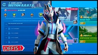 COMPRENDRE LES DÉFIS DE LA SAISON X (10) DE FORTNITE (+ Skin secret ?)