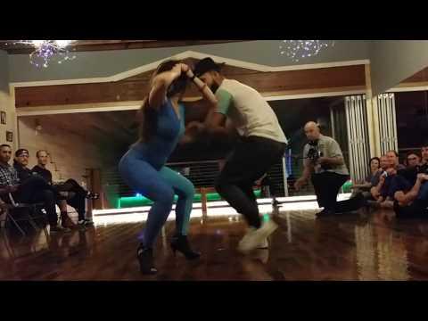 Charles Espinoza & Jessica Lamdon 2nd Pl Pro Zouk Jack & Jill Spotlight Seattle