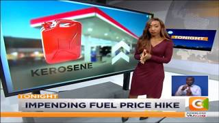 | TONIGHT | When did hiking of fuel prices exactly start?