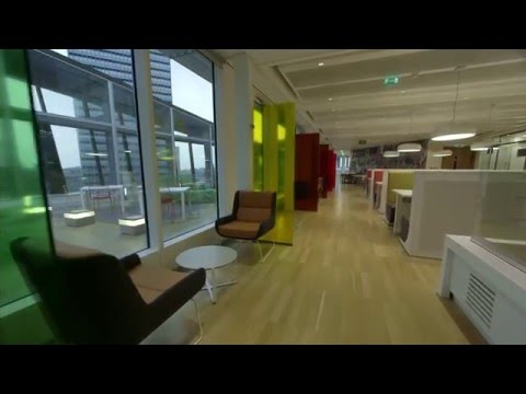 The Co-operative - Manchester HQ Showcase