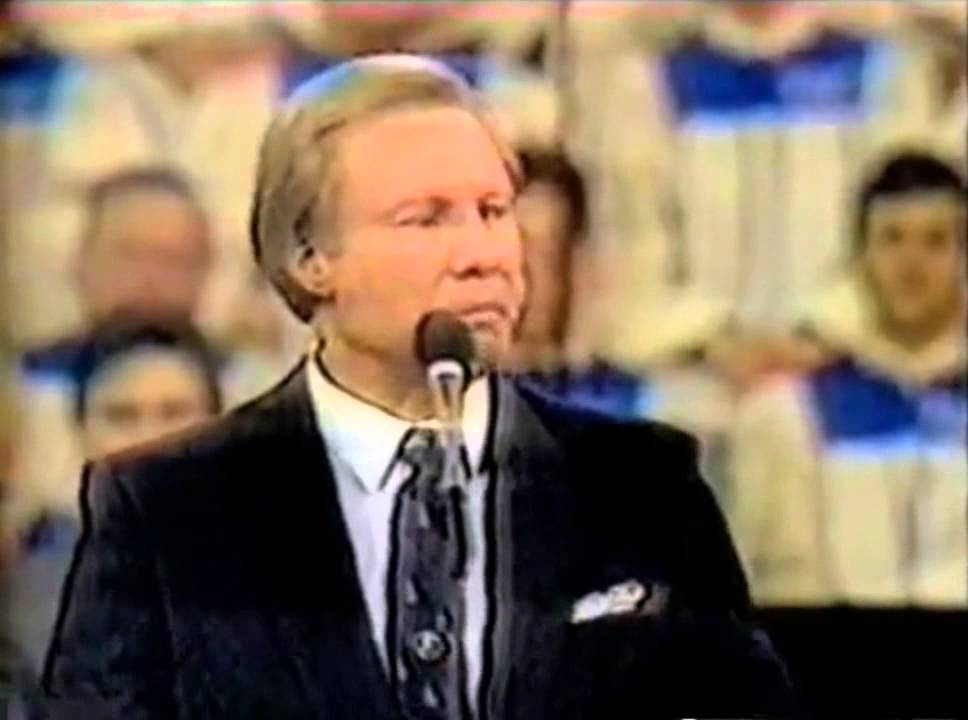 The Rev  Marvin Gorman, who prompted Jimmy Swaggart's downfall in