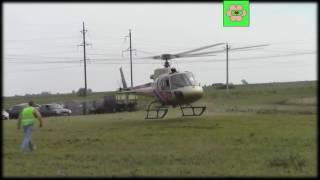 Почтальоны Радости предложение с вертолета<
