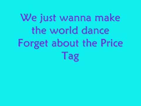 Price Tag (Acoustic Cover) by Lexi Fernandez (Lyrics)