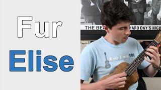 Fur Elise - Ukulele Lesson