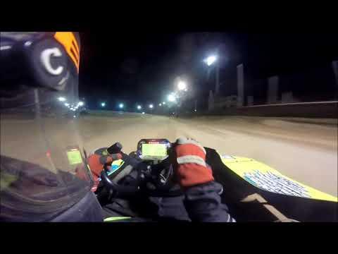 Vega Money Series Race #7 Heat & Feature Paradise Speedway Junior Restricted Blue Plate