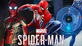 Spider-Man PS4 - Movie Suits Confirmed, Side Missions and Gadgets Details!