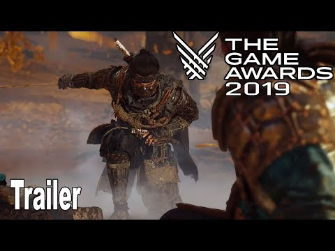 Ghost of Tsushima - The Game Awards 2019 Full Trailer [HD 1080P]