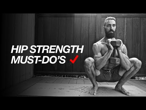 Hip Strengthening Exercises - The Essentials for Stability