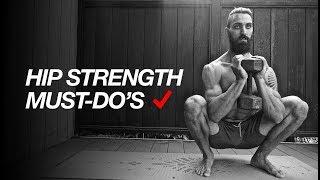 Zapętlaj Hip Strengthening Exercises - The Essentials for Stability | Strength Side
