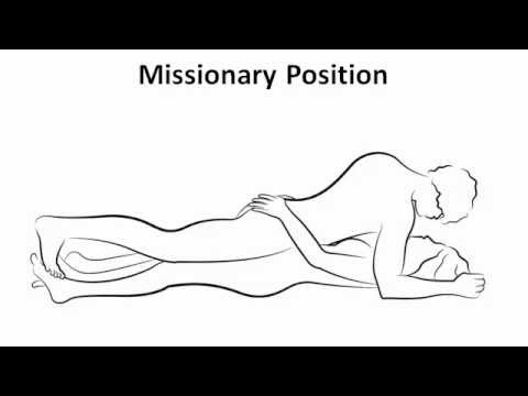 What does missionary sex look like