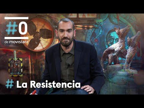 LA RESISTENCIA - La FALTADA a MADRID   #LaResistencia 27.04.2021
