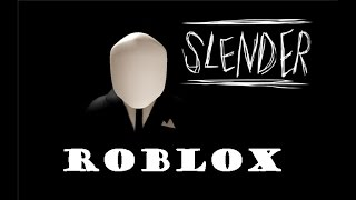 Slenderman in Roblox :v (Gmod for the poor)
