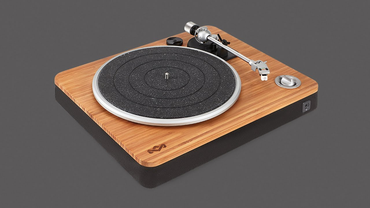 stir it up turntable walkaround house of marley