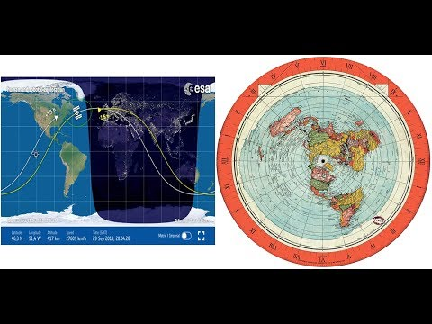The Space Station, Flat eARTh and the Flower of Life with ARTofDiNo .. PEACEin It Together! thumbnail