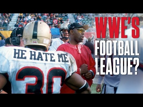 What was the XFL?