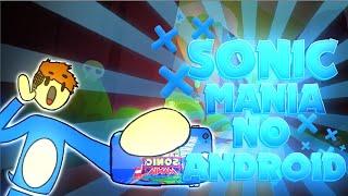 Sonic mania Android v8 / RODRIGO R M 1402 detonados / InfiniTube