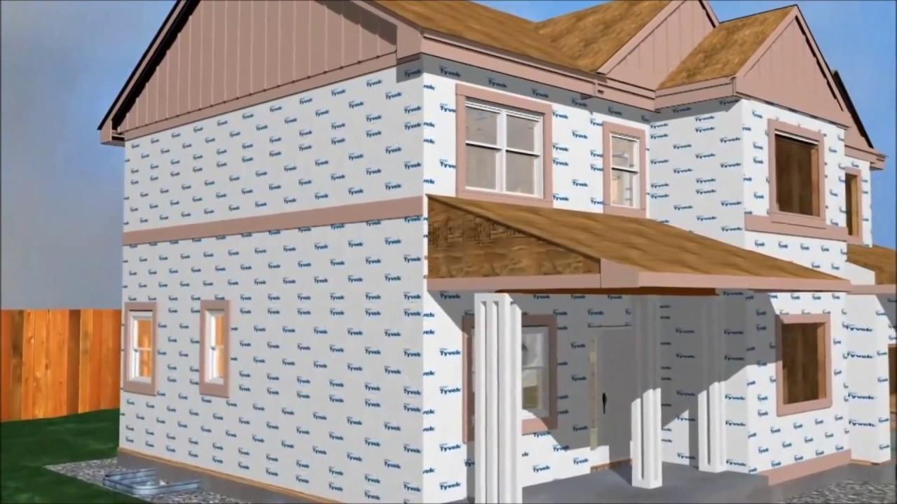 Современное строительство жилых домов в США