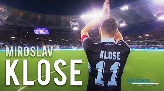 "Miroslav Klose - ""The Legend"" - S.S.Lazio 2011/2016"