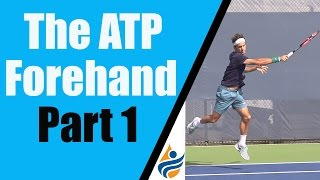 The SSC/ATP Forehand Part 1