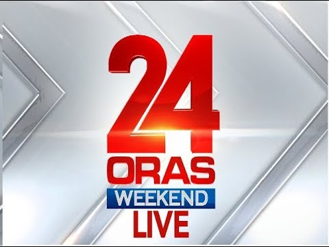 24 Oras Weekend Livestream (September 21, 2019)   Replay