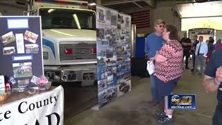Michigan State Police hosts open house at Negaunee Post