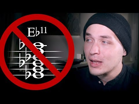 Please don't use Eb11 chords! | How to NOT suck at music #6