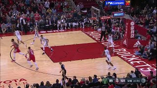 4th Quarter, One Box Video: Houston Rockets vs. Milwaukee Bucks