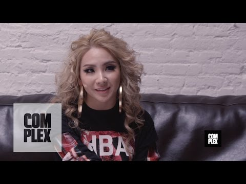 CL Interview: 2NE1 Member On Attending International Schools And Maturing Early On Complex