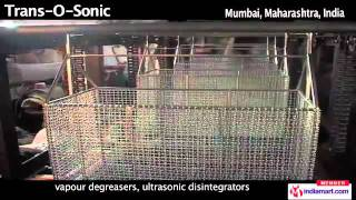Multi Stage Ultrasonic Cleaning System By Trans-O-Sonic, Mumbai