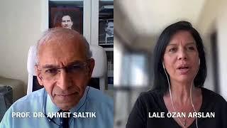 PROF. DR. AHMET SALTIK: SADECE ANKARA'DA 50 BİN VAKA VAR, İKTİDAR SAKLIYOR. LALE ÖZAN ARSLAN