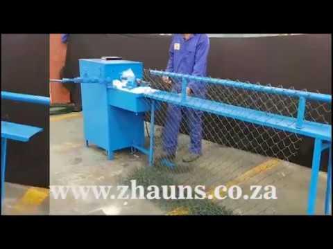 Manual Wire Mesh Machine