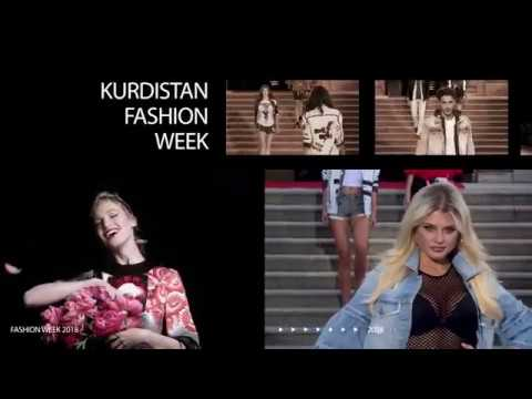 Kurdistan Fashion Week - Erbil 2018 - Promo