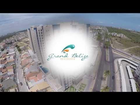 Gran Belize Residence - Apartamentos de 2 e 3/4 sendo uma suite e varanda