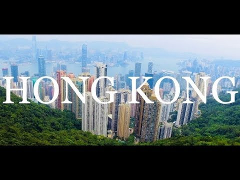 Asia Part II: Hong Kong - HANGING FROM CABLE CARS & THE HIGHEST BAR IN THE WORLD