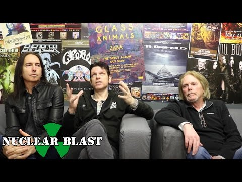 BLACK STAR RIDERS - 'Heavy Fire' Interview: Part 3 (OFFICIAL TRAILER)