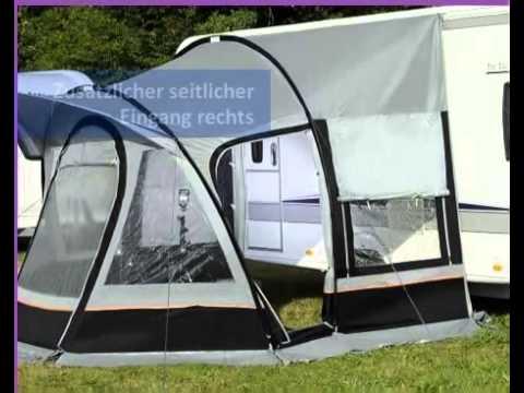 aufbauanleitung f r brand vorzelt anbauten doovi. Black Bedroom Furniture Sets. Home Design Ideas