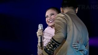 ROSSA Ft. AFGAN - Kamu Yang Ku Tunggu || Konser The Journey of Dazzling  21 Years