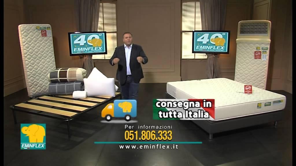 eminflex offerte materassi youtube