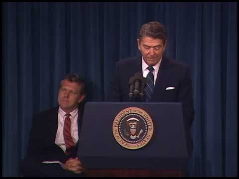 President Reagan's Remarks on the Report on Improving Education on May 20, 1987
