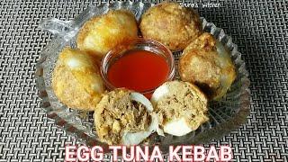 Jicho la mke mwenza / Egg tuna kebab