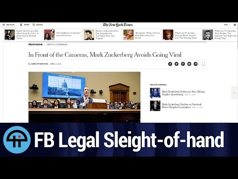 While Zuck is Away, Facebook's Lobbyists Play