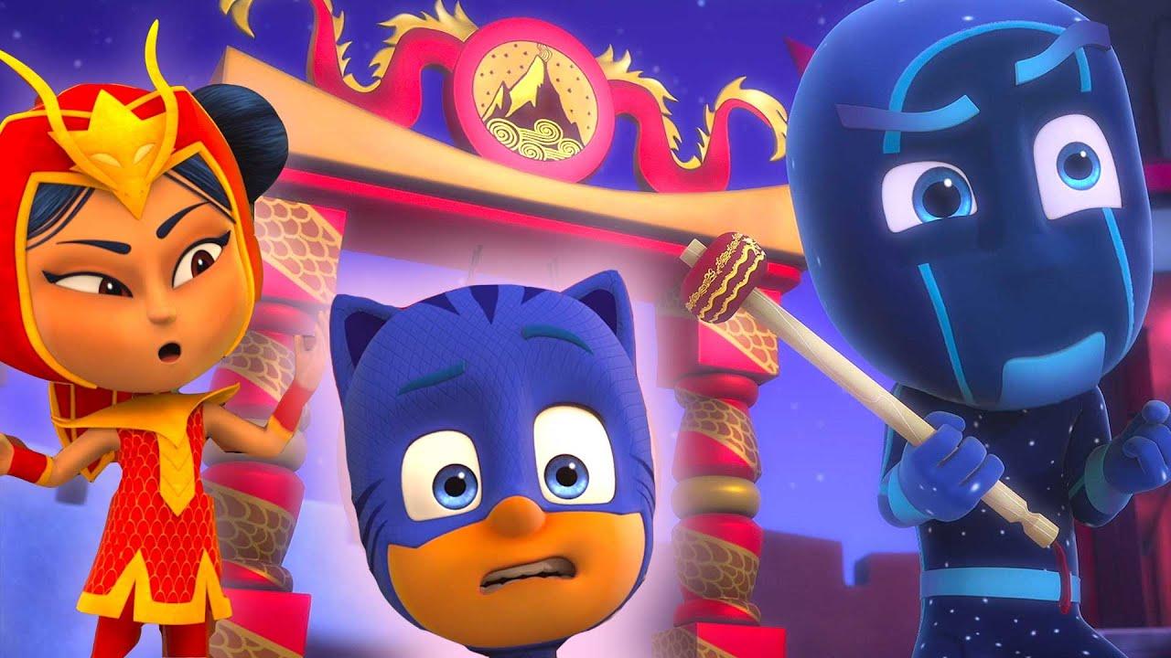 PJ Masks Full Episodes | MEET AN YU | 2 HOUR Compilation for Kids | PJ Masks Official