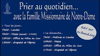 Messe de saint Antoine de Padoue du mercredi 13 juin 2018