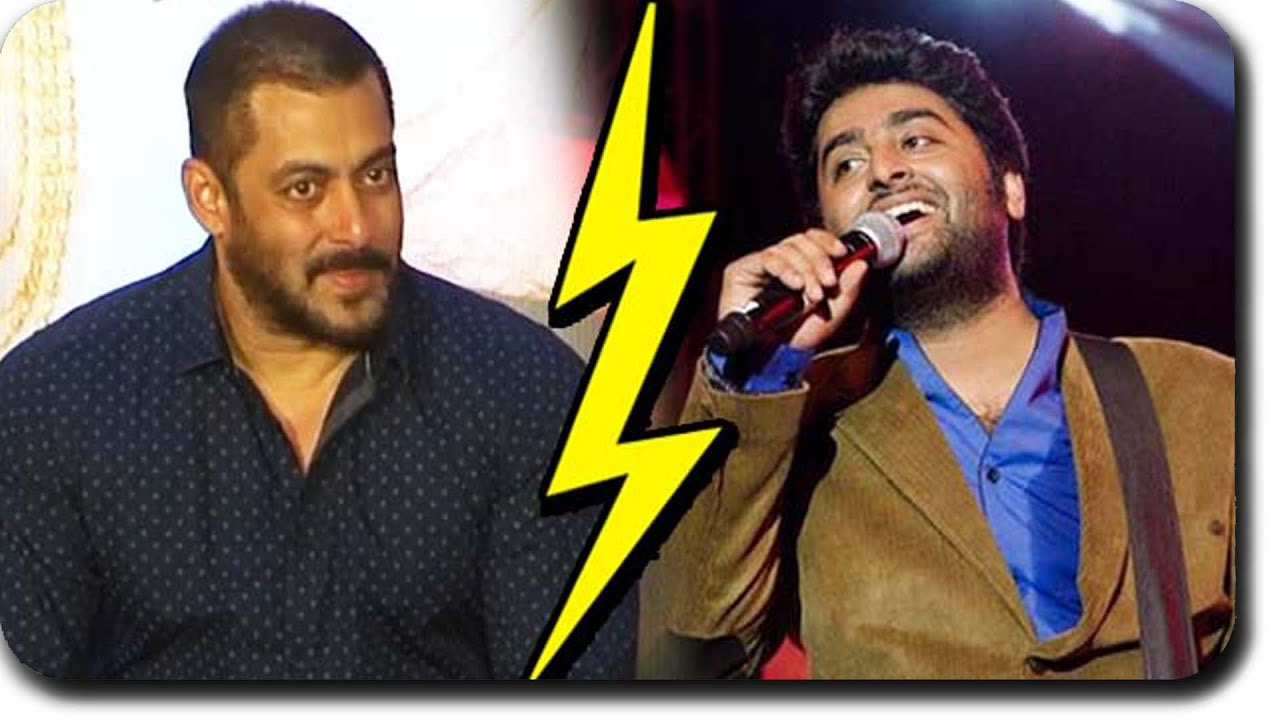 Arijit Singh's open letter to Salman: The truth behind the clash